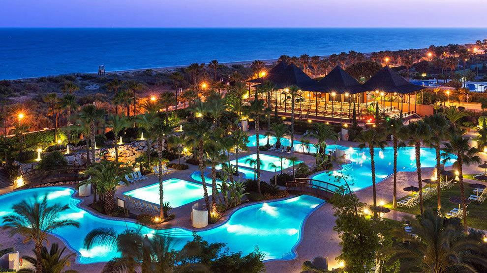 La cara m s familiar de huelva viajes el mundo for Hoteles en huelva capital con piscina