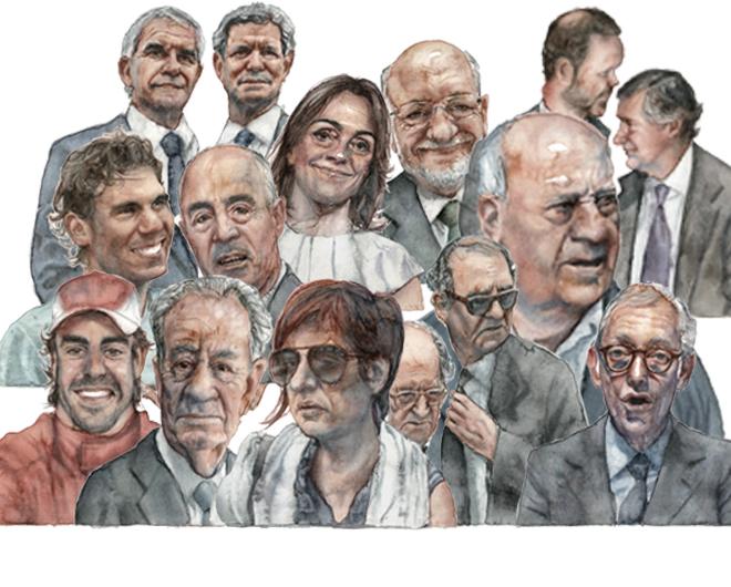 Ilustraciones: Carlos Rodríguez Casado