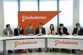 Reunión de la Ejecutiva Nacional de Ciudadanos este lunes.