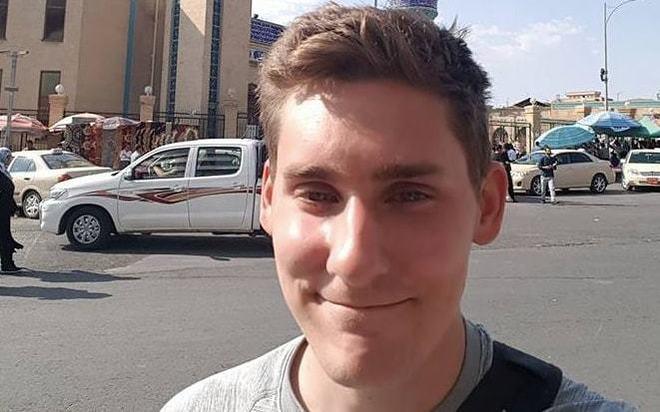 Ryan Lock, de 20 años, en una imagen colgada en su perfil de Facebook.