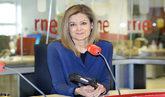 La periodista de RNE Pepa Fernández.