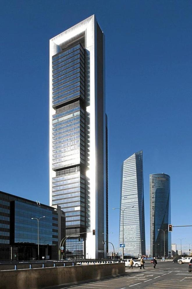 Imagen de la Torre Foster.
