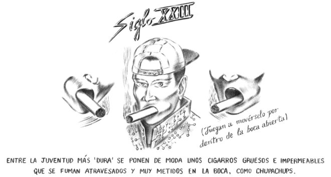 Escenas de Miguel Noguera
