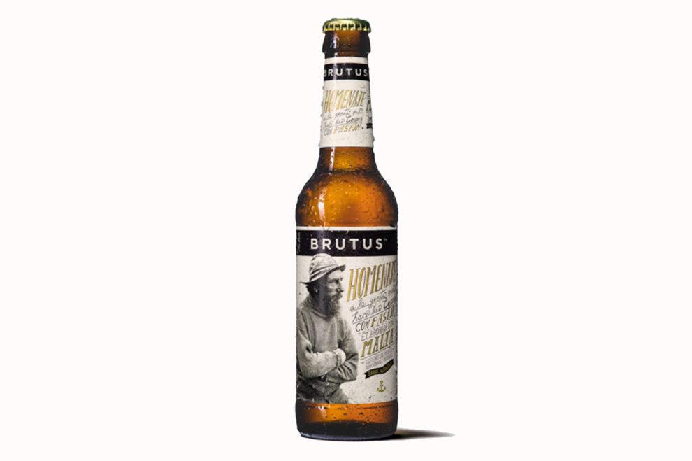 Nueva tentación para los amantes de la cerveza. Brutus The Beer se...