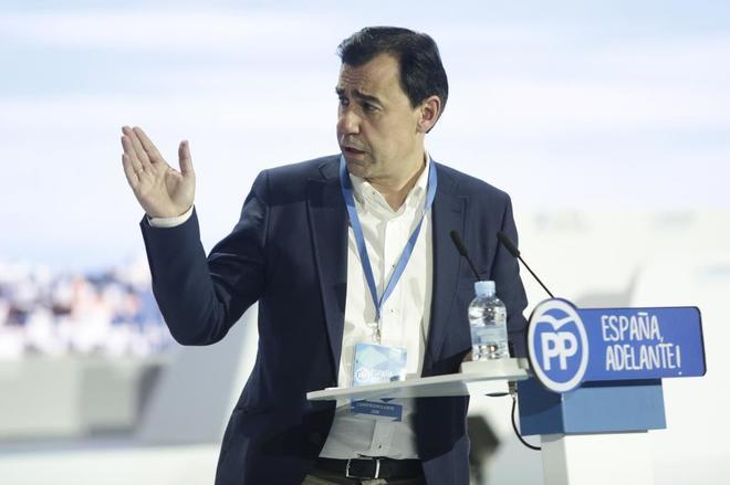 Fernando Martínez-Maillo durante su intervención en el 18º Congreso...