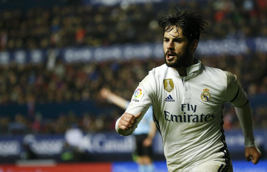 El Madrid aguanta el tipo en El Sadar