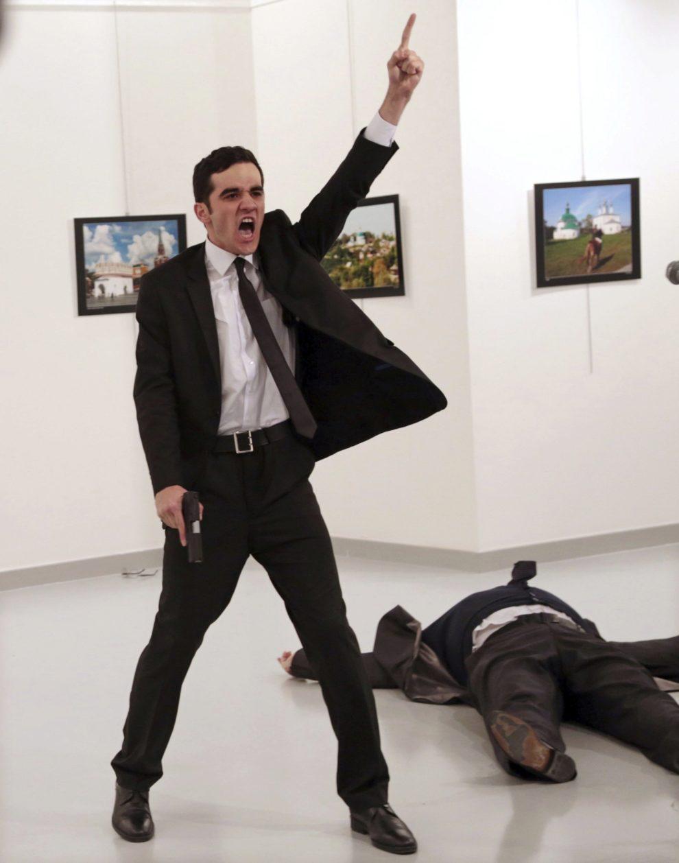 Ésta es la World Press Photo del año, la estremecedora instantánea...