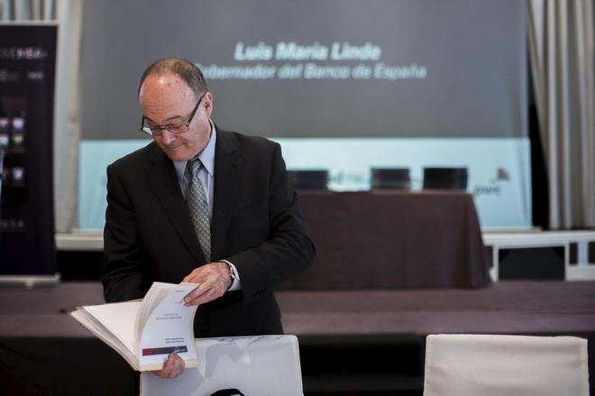 El arrogante Banco de España se desmorona