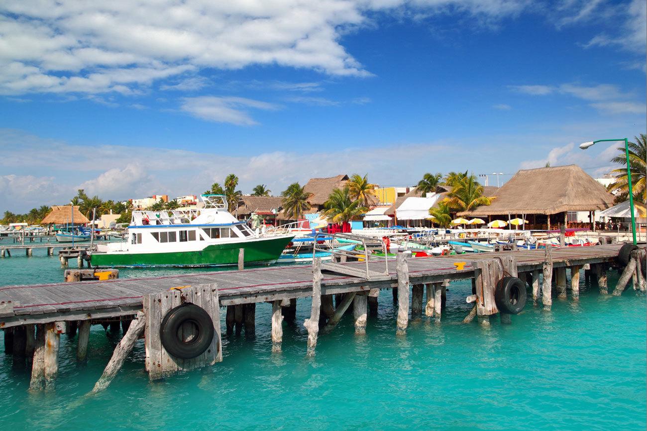 El periplo caribeño arranca en esta isla situada a apenas 13...