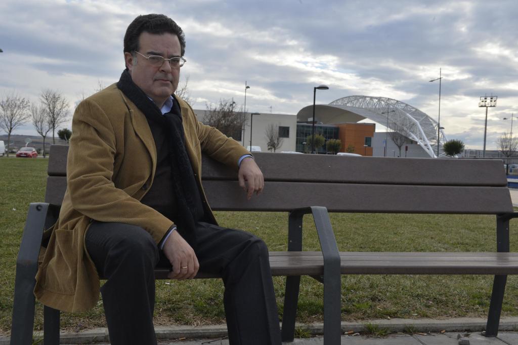 Juan Cuatrecasas, padre del chaval víctima de abusos.