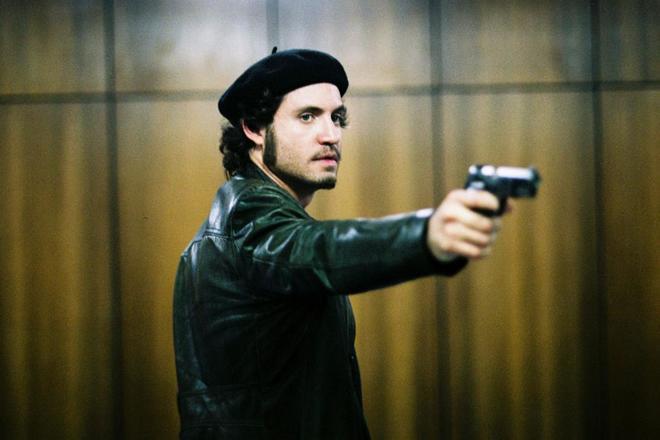 El actor Édgar Ramírez, en la película 'Carlos'.
