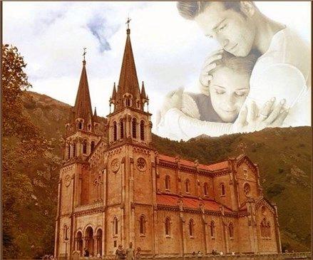 Foto de amor de Bustamante y Paula Echevarría.