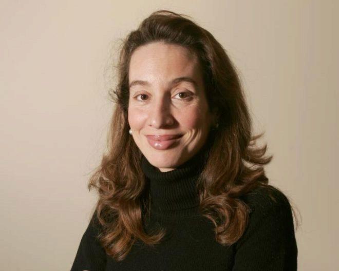 La doctora Elisa Pinto.