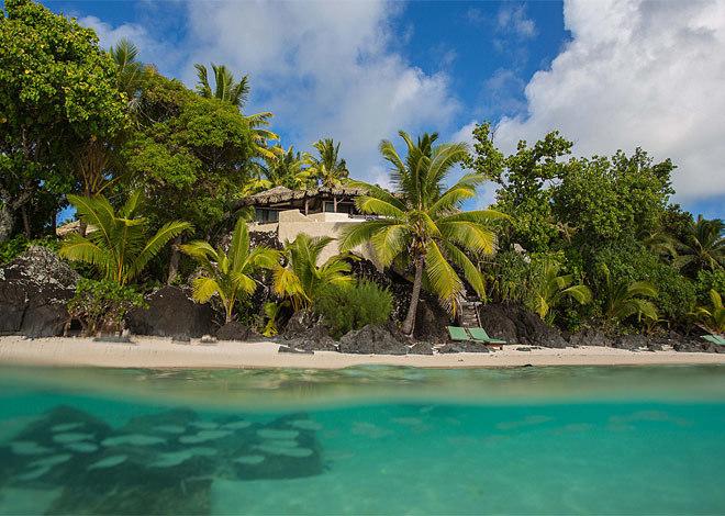 Las Islas Cook ofrecen numerosas opciones de alojamiento.