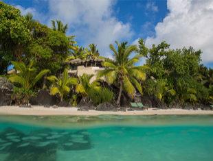 Habitaciones con vistas en las Cook
