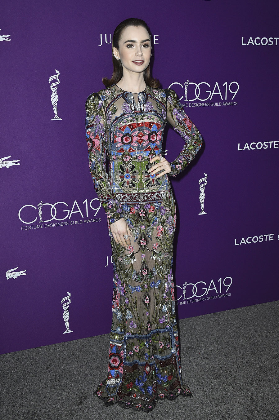 lily collins #11