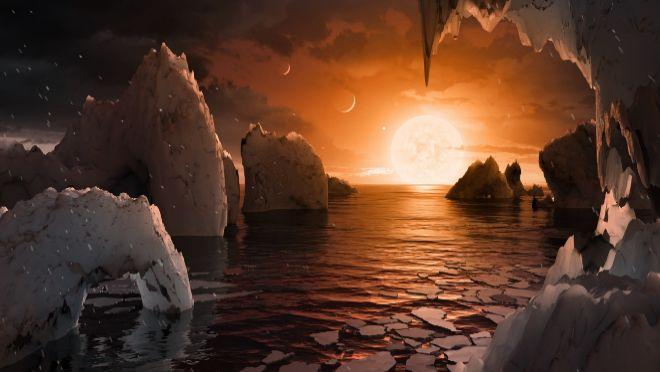 Resultado de imagen de mundos habitables fuera de la Tierra