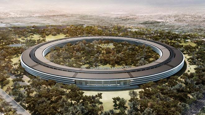 Apple bautiza su nuevo campus como Apple Park