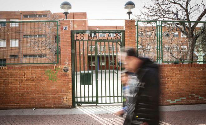 Resultado de imagen de Educación convierte un instituto de València en escuela de idiomas