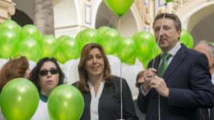 Afines a Díaz y López preocupados por la capacidad de movilización de Sánchez