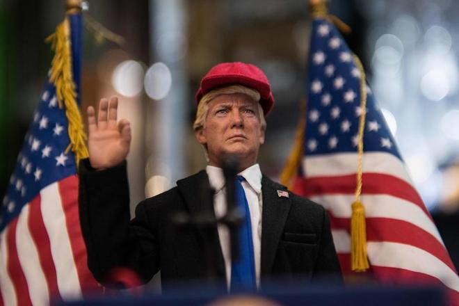 10 parodias de Donald Trump que son mejores que el propio presidente