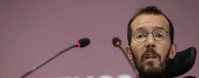Podemos Aragón, 'laboratorio' de una línea más dura con el PSOE
