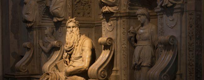 El secreto oculto de la piel del 'Moisés' de Miguel Ángel