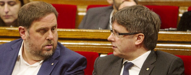 Moncloa atribuye la filtración de la reunión de Rajoy y Puigdemont a la tensión con ERC