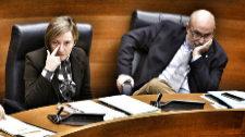 Los insultos a la consellera Salvador en las Cortes irán a la Fiscalía