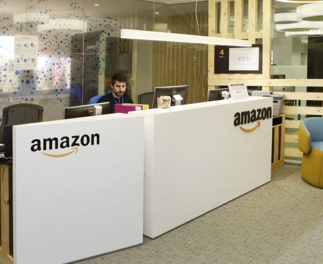 'Hub' de desarrollo de Amazon en Madrid para dar soporte europeo.