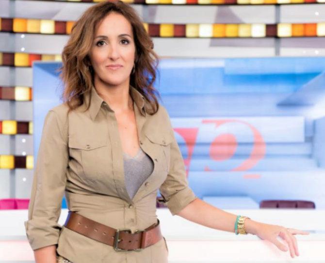 Belén García, directora del matinal de Antena 3 'Espejo público'.