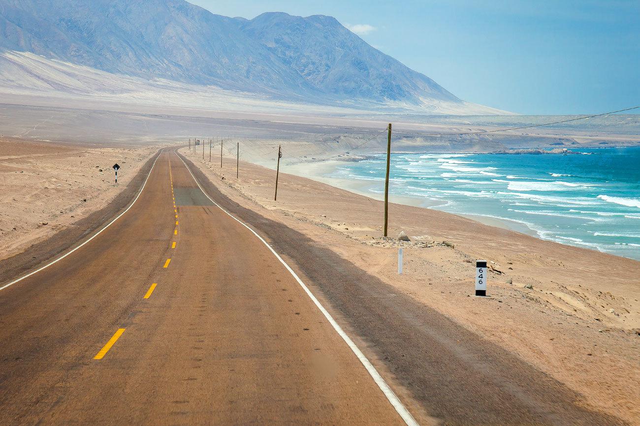 Una aventura en sí misma. Si de verdad te gusta conducir, esta ruta...