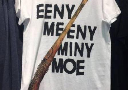 315662f384135 Primark retira una camiseta de 'The Walking Dead' por su mensaje racista |  F5 sección | EL MUNDO