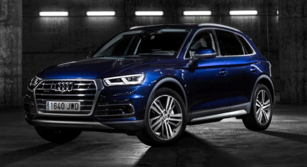Audi Q5 Tecnolog 237 A En Formato Suv Nos Sumergimos En Las