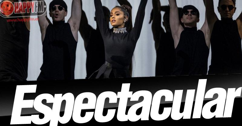 Ariana Grande La Estrella Que Triunfa En El Madison Square Garden Happy Fm El Mundo
