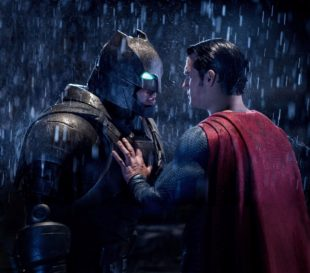 """""""Batman vs. Superman"""" y """"Hillary's America"""", los peores filmes según los Razzie"""
