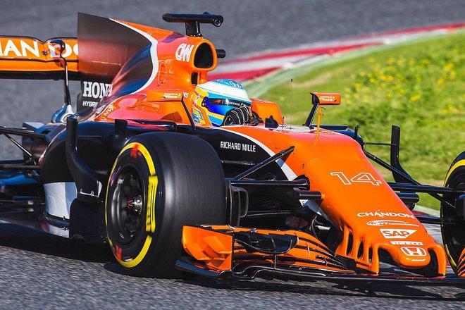 Resultado de imagen de McLaren fórmula 1