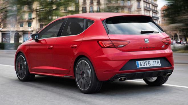 Seat le n cupra 2017 un miembro m s para el club de los 300 cv motor el mundo - Seat leon 3 puertas ...