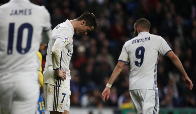 LaLiga  La épica del Real Madrid no es para todos los días  a2d8c0382e41d
