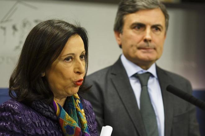 La diputada del PSOE y presidenta de la Comisión de Justicia,...