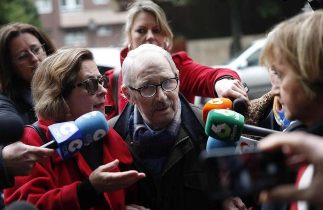 El ex líder del SOMA-UGT Fernández Villa niega haberse quedado con dinero del sindicato