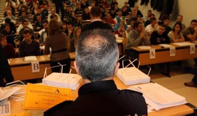 El jefe de formaci n de la polic a cesa tras anularse una pol mica prueba de ortograf a - Ministerio del interior oposiciones ...