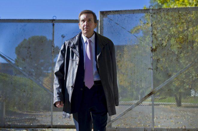 El nuevo fiscal jefe de la Fiscalía Anticorrupción, Manuel Moix,...