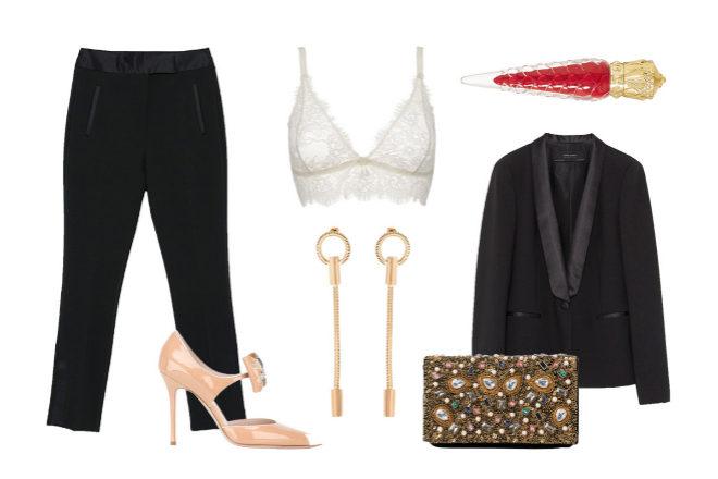 Moda Del Mundo muy Traje 'look' Viernes Femenino El pWaHqnW