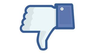 Facebook trabaja en un botón de 'no me gusta'