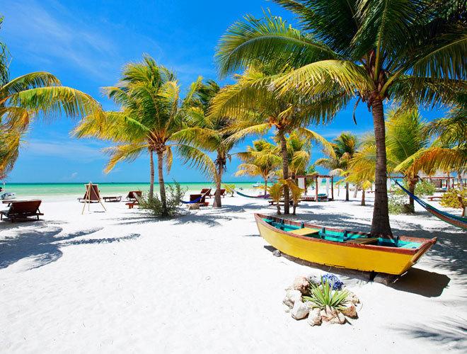 Los mejores 5 lugares para unas vacaciones en Mexico