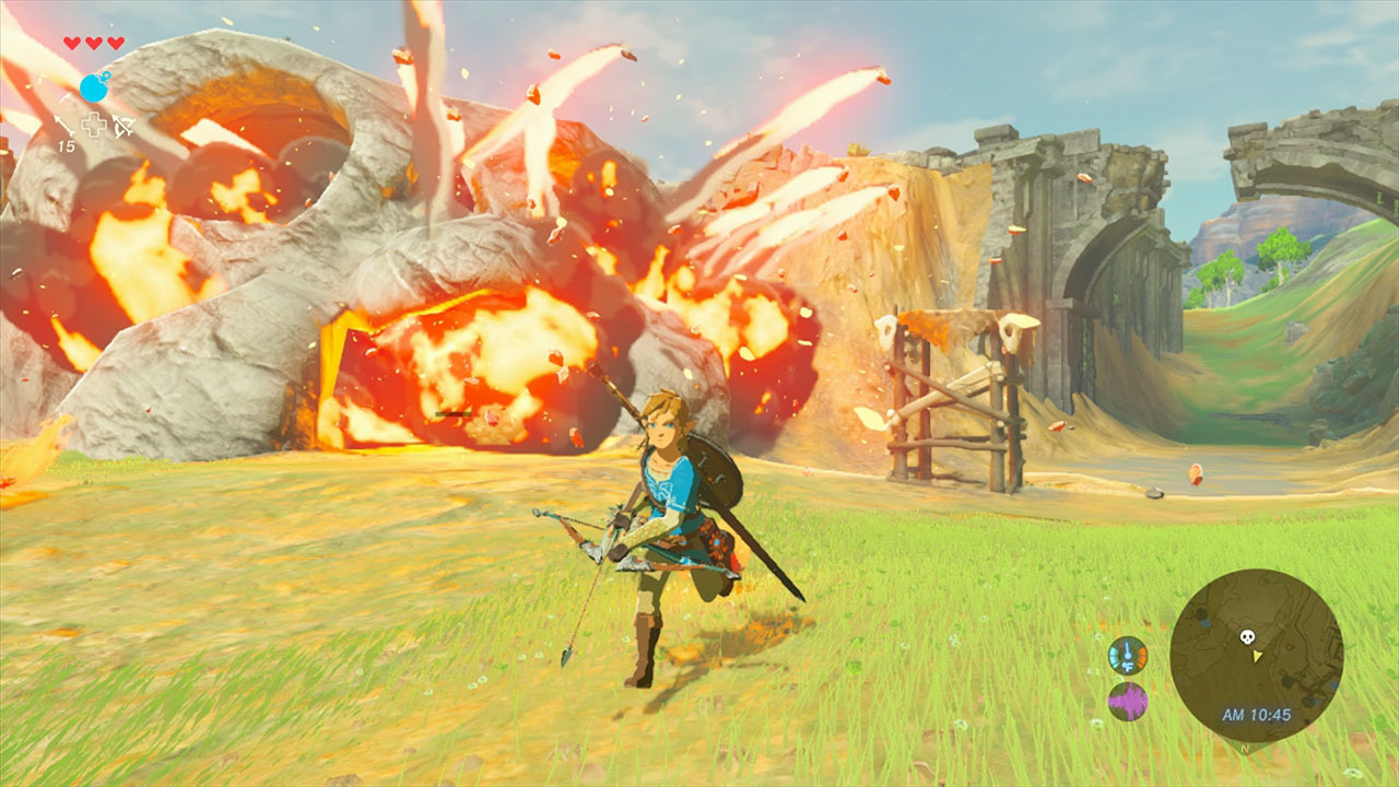 The Legend of Zelda: Breath of the Wild es un soplo de aire fresco para la saga y para Nintendo