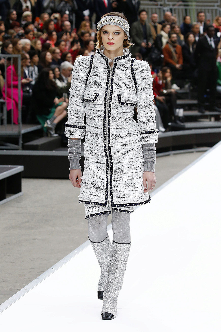 Chanel Otoño-Invierno 2017-2018