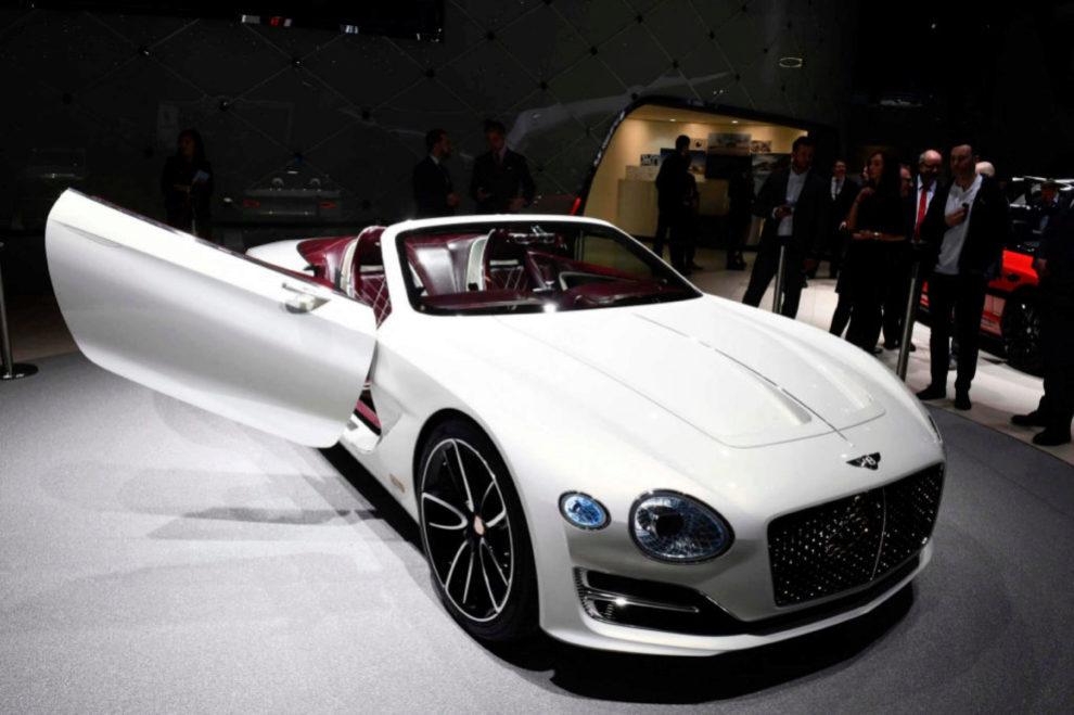 Bentley Exp 12 Motor El Mundo