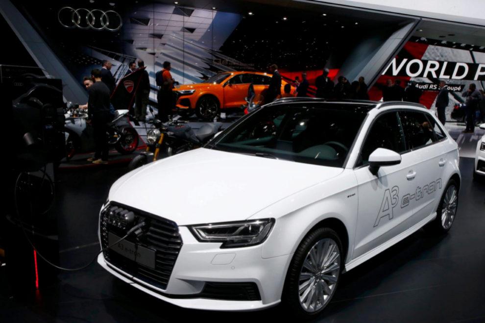 Audi A3 E Tron Motor El Mundo